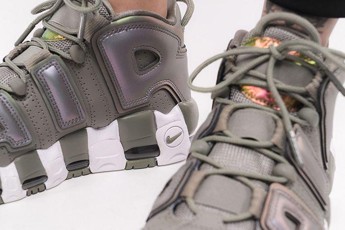 Nike Air More Uptempo Dark Stucco 3