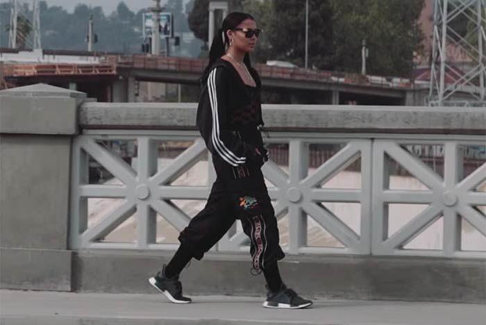 Sami Mira Adidas Nmd
