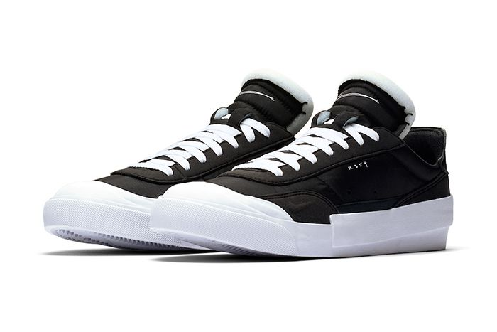 Nike Drop Type Lx Black White Av6697 003 Release Date Pair