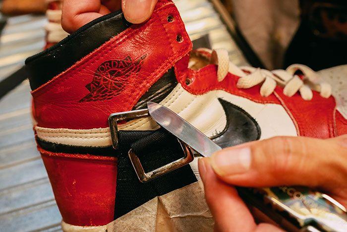 Sbtg Sabotage Rehab S O S Air Jordan 1 Up Close 1