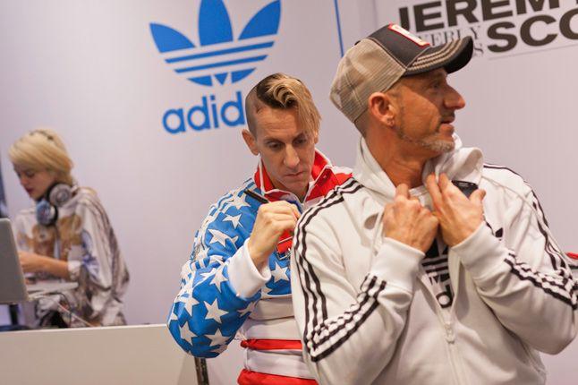 Jeremy Scott In Store Adidas Originals Soho New York 37 1