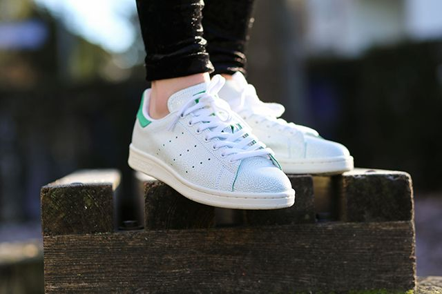 Adidas Stan Smith Cracked Leather 4