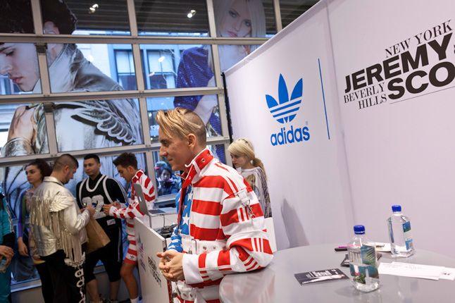 Jeremy Scott In Store Adidas Originals Soho New York 51 1