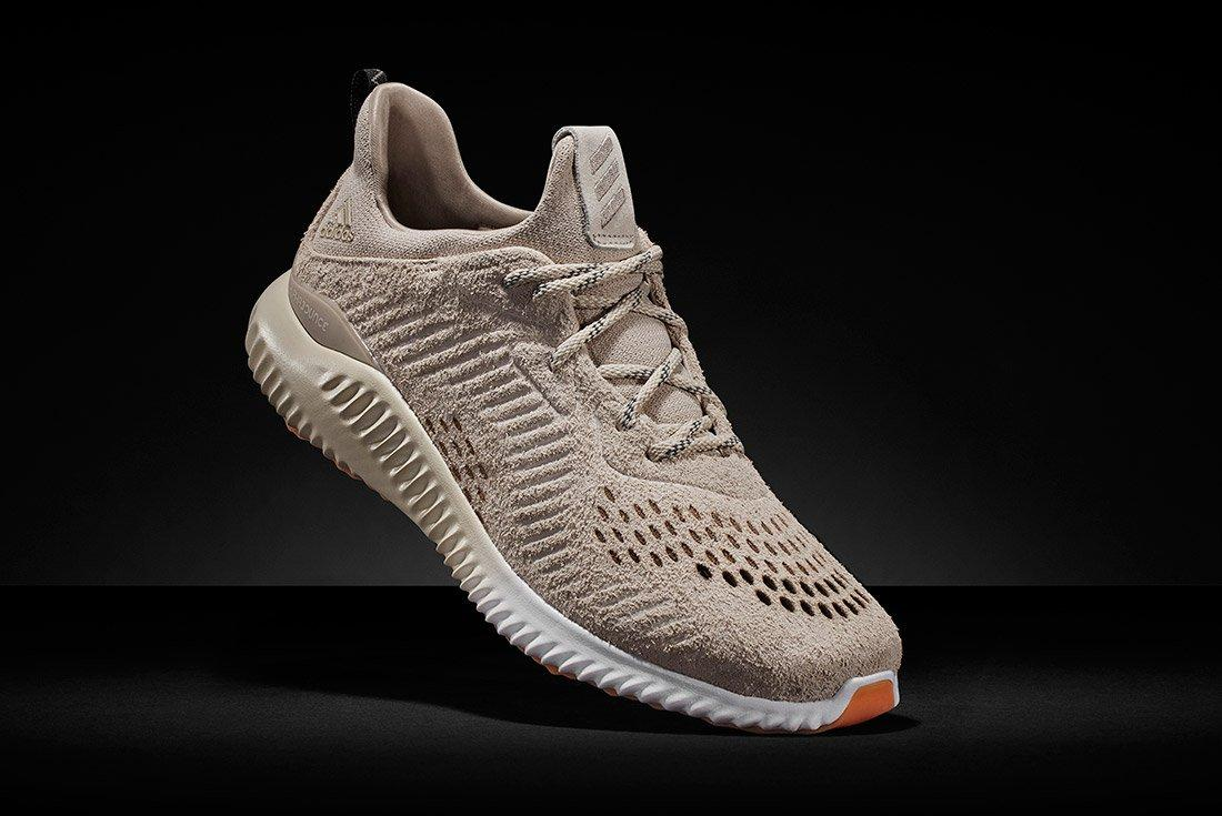 Adidas Alphabounce Suede 17