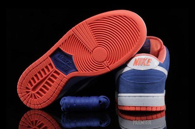 Nike Sb Dunk Low Pro Bright Mango 4
