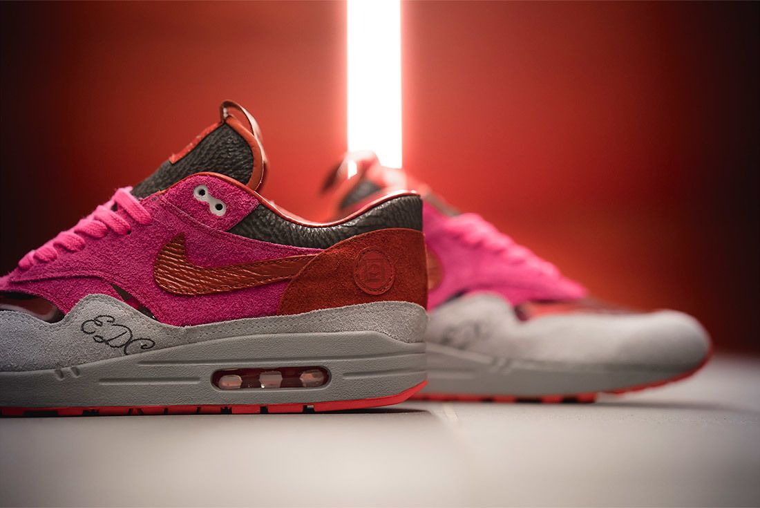 Bespoke Ind Clot X Nike Air Max 1 1 Of 1 For Edison Chen 11