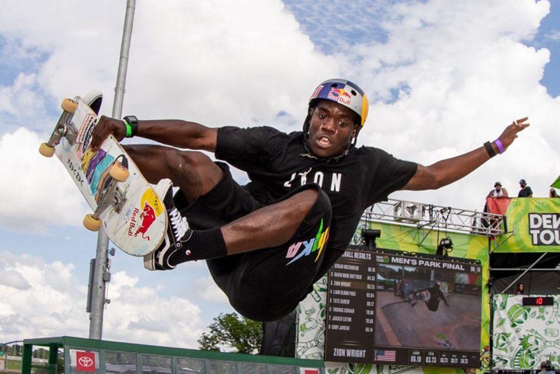 zion wright skate