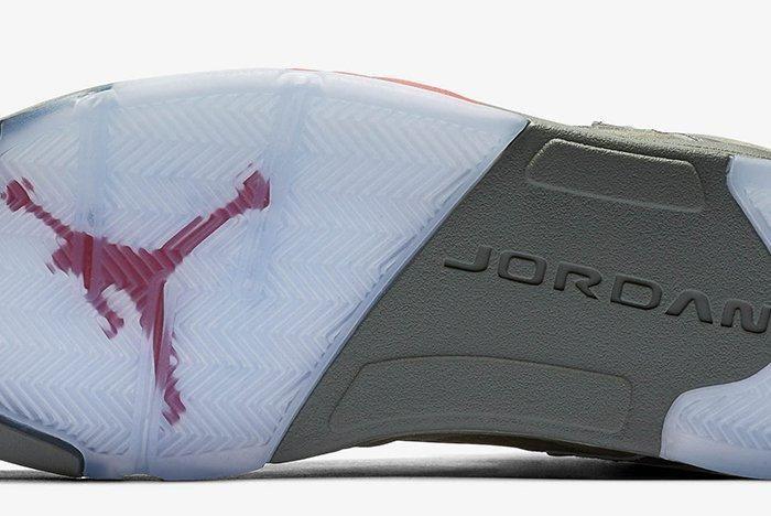 Air Jordan 5 Dark Stucco 7