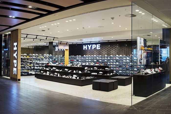 Hype Melbournecentral