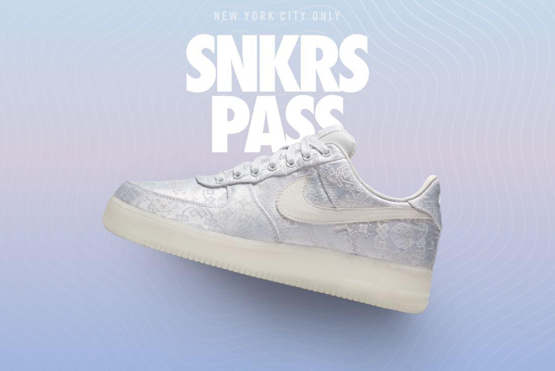 Snkrs Pass Af1 Clot Lead Des Sneaker Freaker
