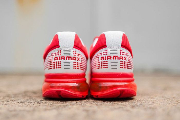 Nike Air Max 2009 Action Red 5
