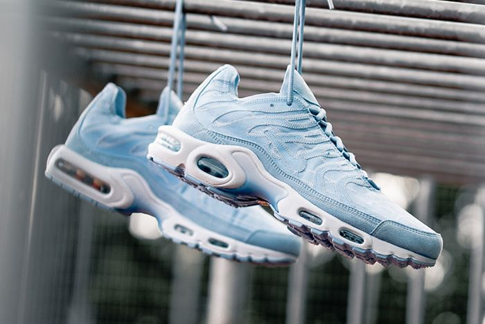 Nike Air Max Plus Deconstructed Psychic Blue Cd0882 400 Release Date Pair