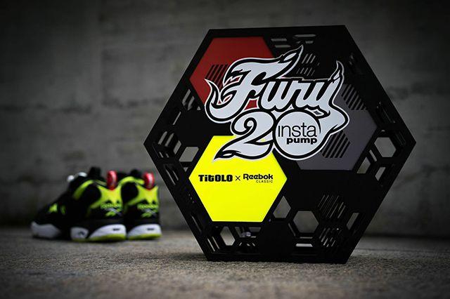 Titolo X Reebok Pump Fury 20 Th Anniversary 2