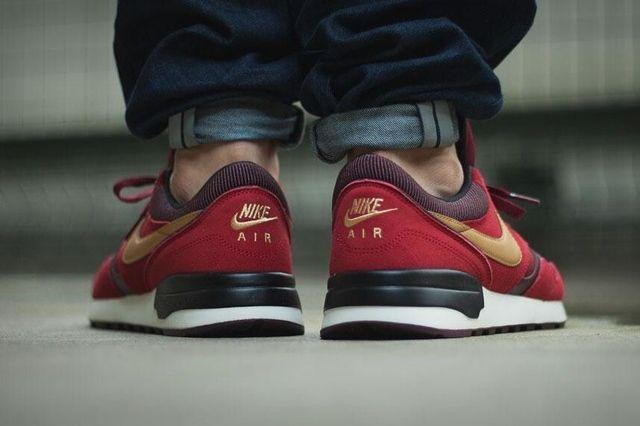 Nike Air Odyssey Gym Red 4