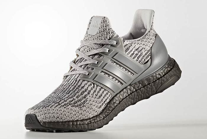 Adidas Ultraboost 3 0 Triple Grey 3