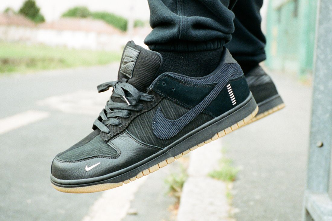 The Basement X Nike Dunk9