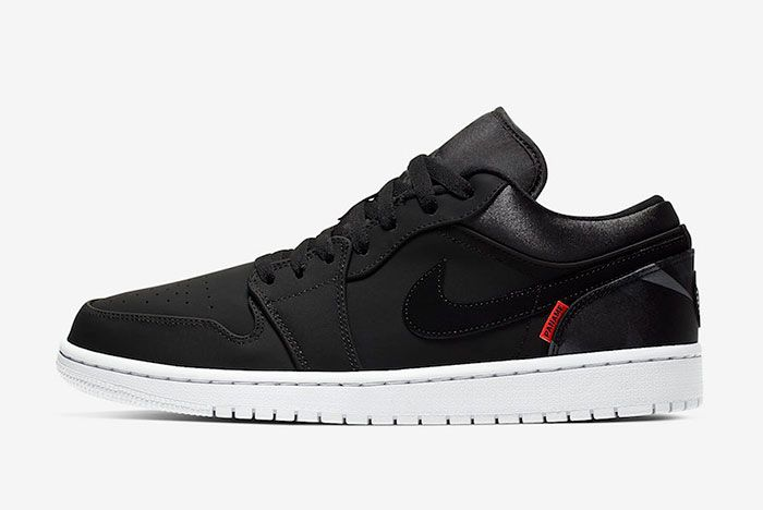 Air Jordan 1 Low Psg Ck0687 001 Release Date Side