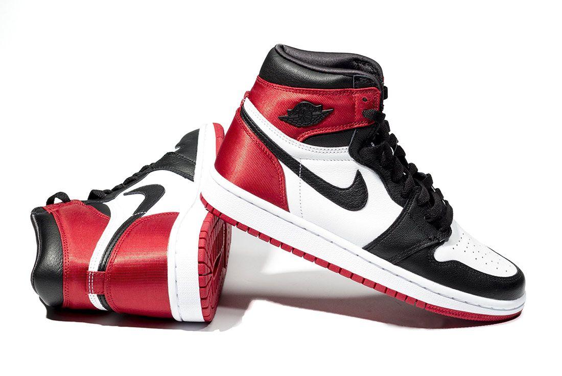 Air Jordan 1 Satin Black Toe Where To Buy