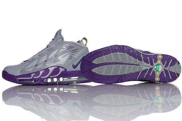 Nike Air Max Pillar Grey Purple 1