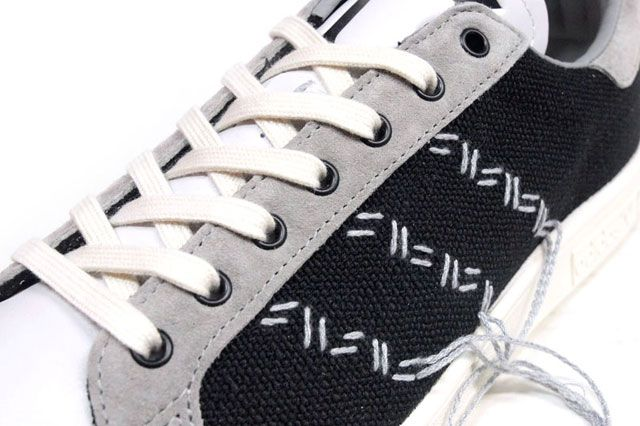 Stan Smith Ys Closeup