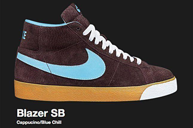 Nike Blazer Sb Cappucino 2008 2