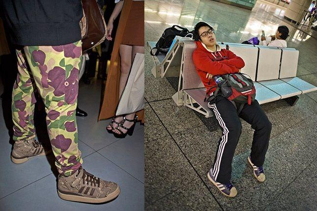 Hong Kong Sneaker Snaps Adidas 1
