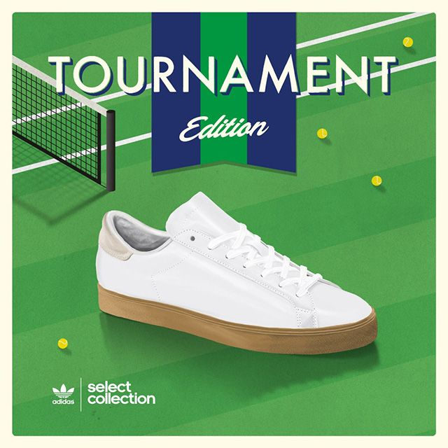 Adidas Originals Select Collection Tournament Edition