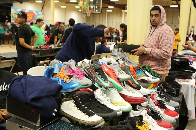 Sneaker Con Nola Recap 88