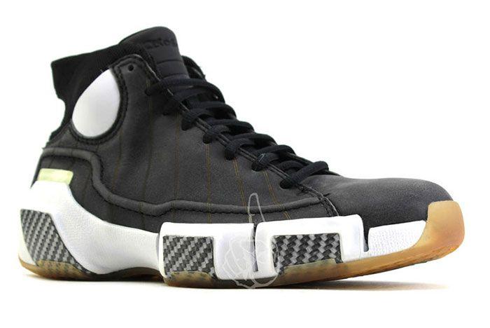 Nike Kobe 1 Prototype 2005 Black Gum Carbon Fiber 3