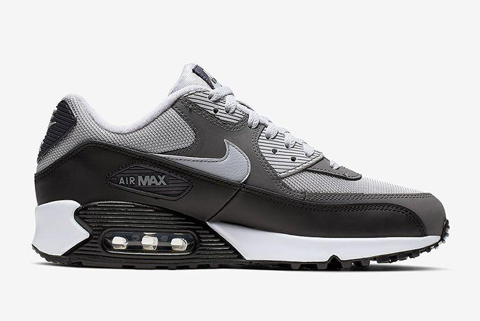 Nike Air Max 90 Greyscale Right