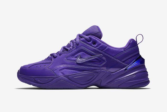 Nike M2K Tekno Hyper Grape Lateral