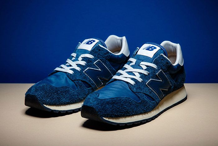New Balance 520 Hairy Suede 10