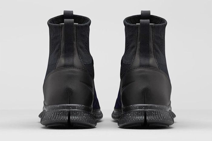 Nike Free Flyknit Mercurial Black Court Purple 2