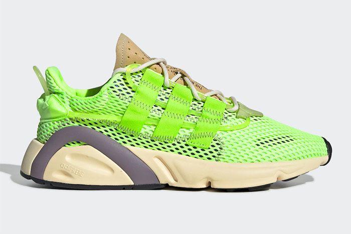Adidas Lxcon Signal Green Right