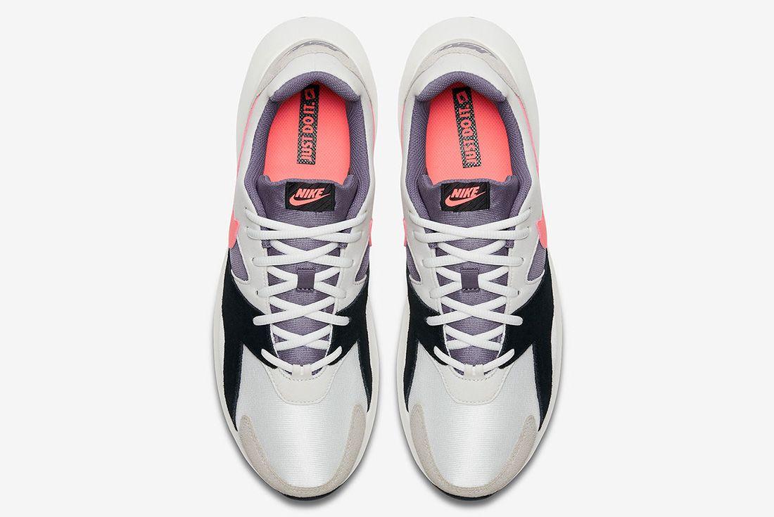 Nike Pantheos White Purple Infrared Sneaker Freaker