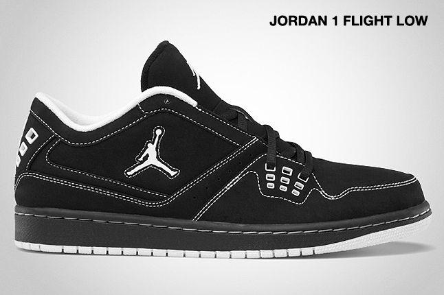 Jordan Brand July 2012 Preview Jordan 1 Flight Low 1