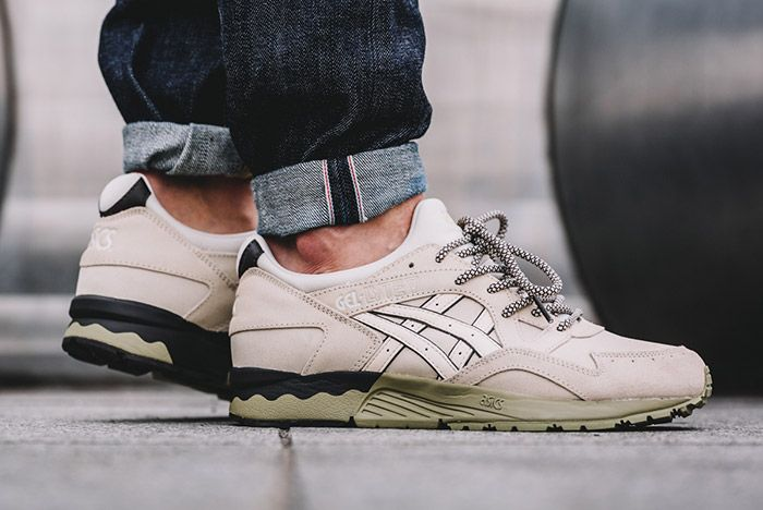 Asics Gel Lyte Iii Winter Pack Beige 23
