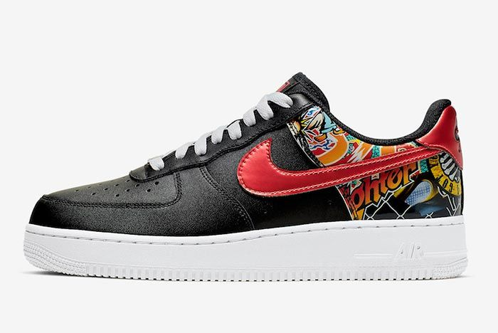 Nike Air Force 1 Low Pop Culture Ck0732 081 Lateral