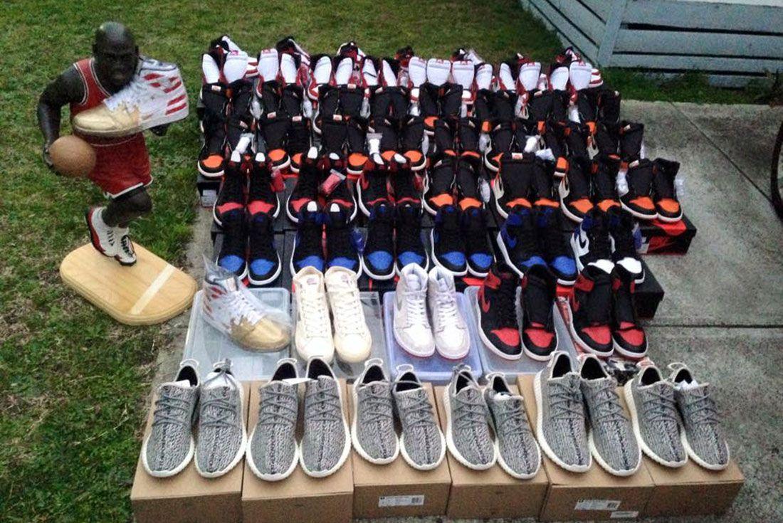 Kickstw Early Jordans