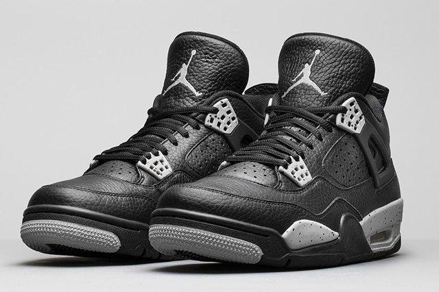 Air Jordan 4 Oreo 1