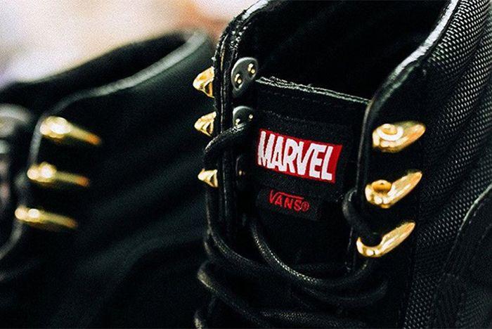 Marvel X Vans Collection 3