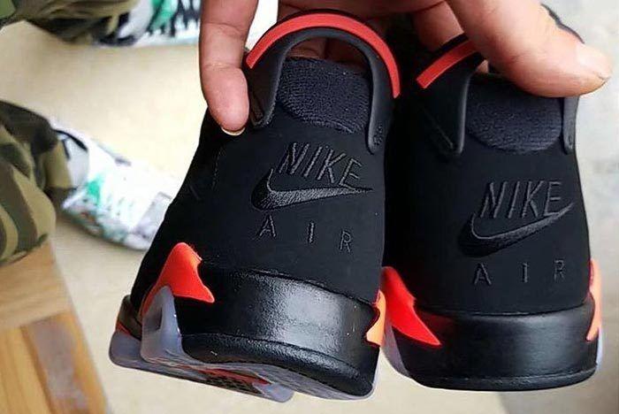 Air Jordan 6 Black Infrared Nike Air 2019 1