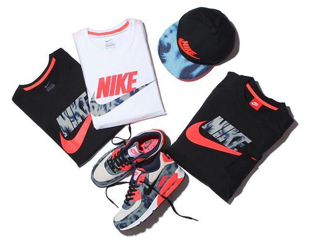Atmos Nike Bleached Denim Pack