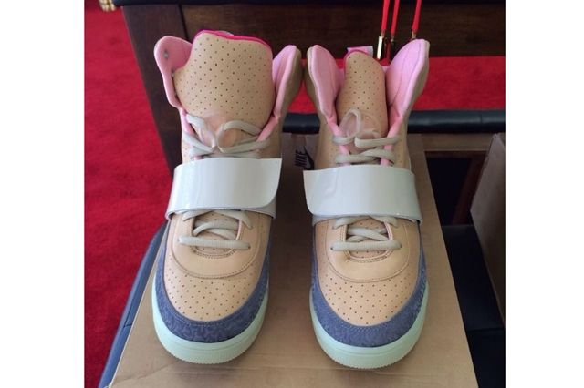 Nike Air Yeezy Full Collection Auction 6