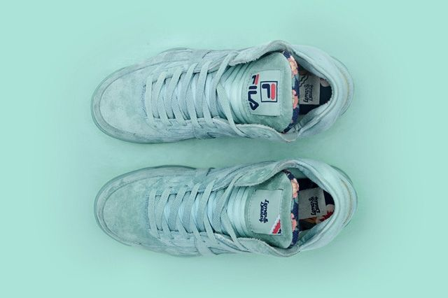 Lemar And Dauley X Fila Cage Mojitocage 2