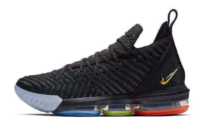 Nike Lebron 16 I Promise 1