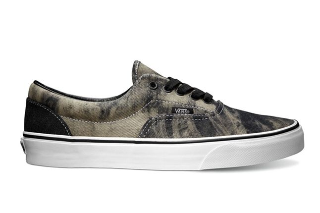 Vans Classics Era Acid Denim Black Spring 2013 1