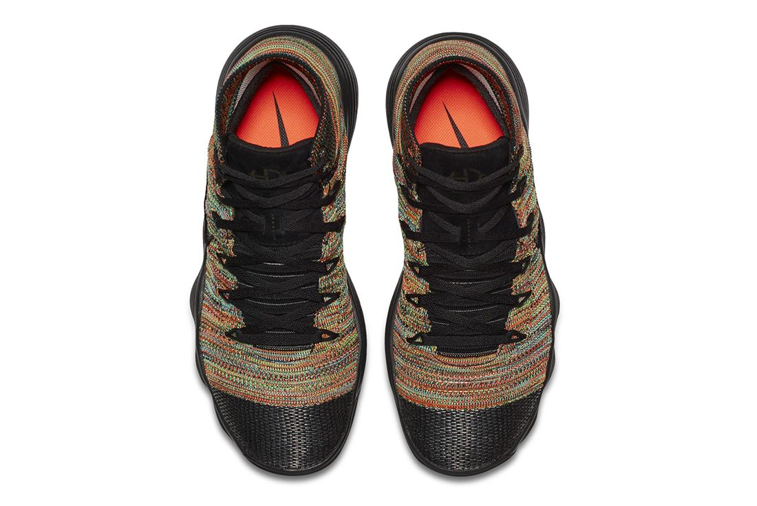 Nike Hyperdunk 2017 Multicolour Sneaker Freaker 1