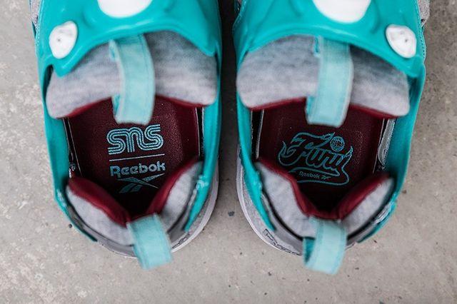 Sneakers N Stuff X Reebok Pump Fury 1