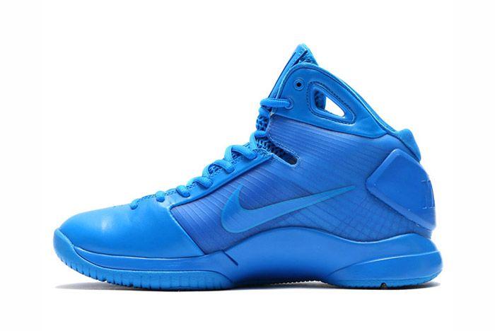Nike Hyperdunk 2008 Retro Neon Pack Photo Blue 4
